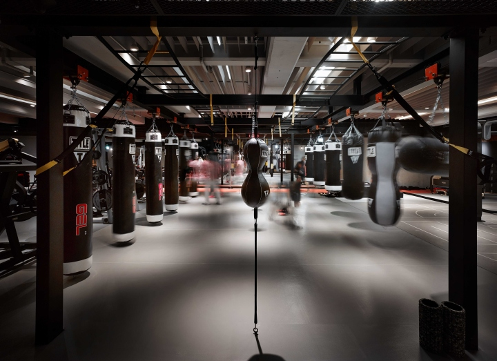 u00bb boxing  wellness center by mw design  taipei  u2013 taiwan