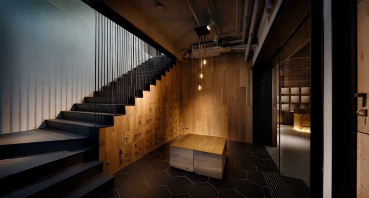 Boxing Wellness Center by MW Design Taipei Taiwan Retail