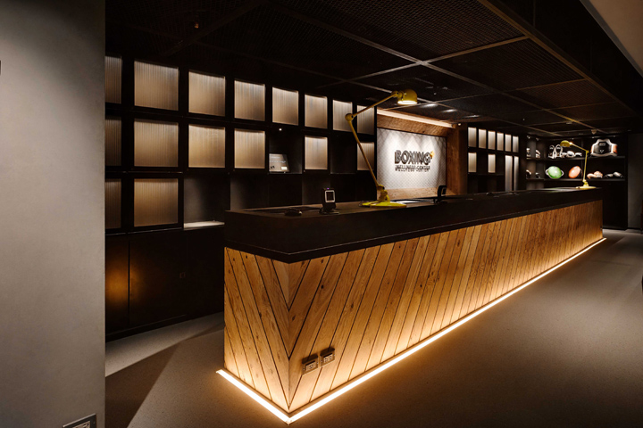 Wellness design  Boxing+ Wellness Center by MW Design, Taipei – Taiwan » Retail ...
