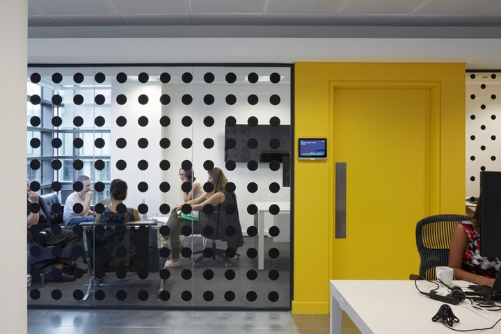 via office snapshots brand architecture office