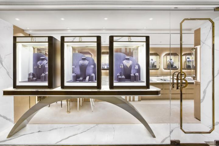 187 Butani Jewellery Boutique By Stefano Tordiglione Design