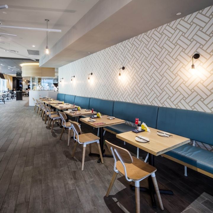 Din tai fung restaurant by design clarity melbourne