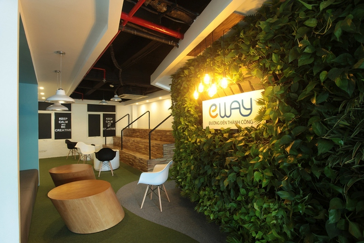 ewayvn offices by catinat design ho chi minh city vietnam - Who Designed The Vietnam Wall