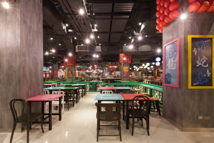 » Food Bazaar By Party/space/design, Phuket U2013 Thailand