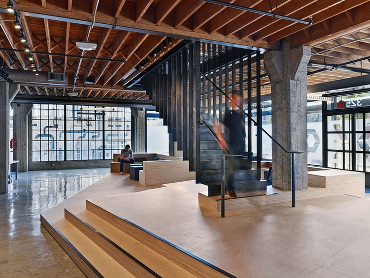 187 Heavybit Industries Offices By Iwamotoscott San