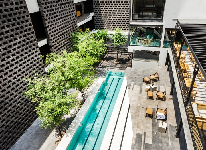 hotel carlota by javier s nchez architecture mexico city mexico retail design blog