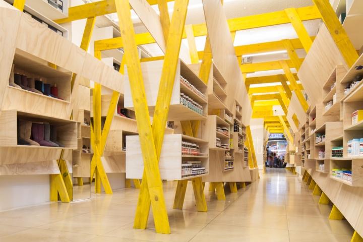 building materials retail design blog