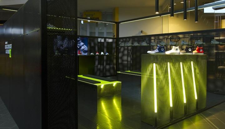 Installation for Converse Chuck II by SML, Melbourne – Australia