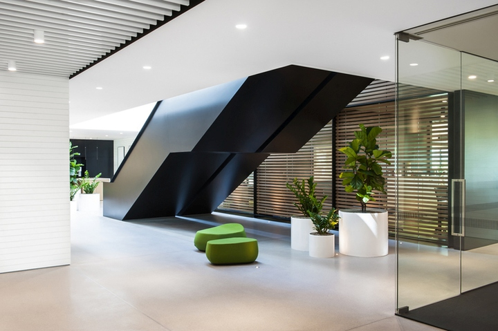 Interactive offices by arnold lane melbourne australia for Industrial design firms melbourne