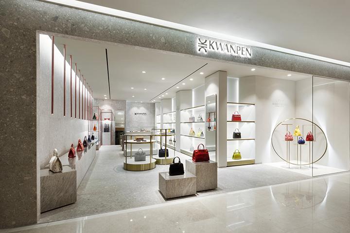 Kwanpen Store By Betwin Space Design Busan South Korea