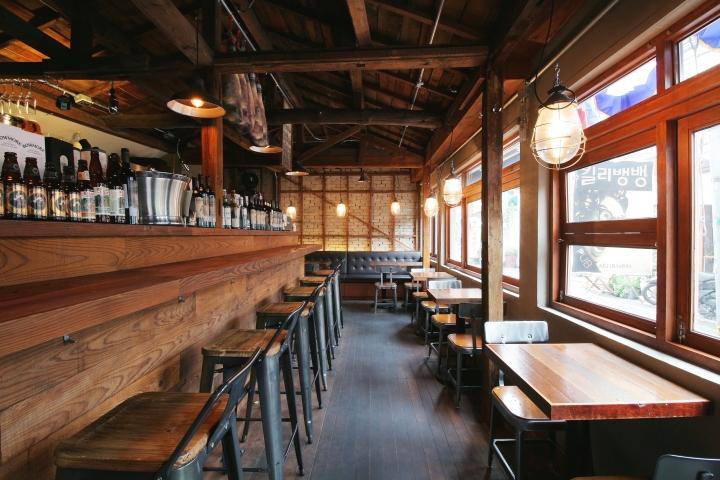 187 Killibanban Pub By Studio Knot Seoul South Korea
