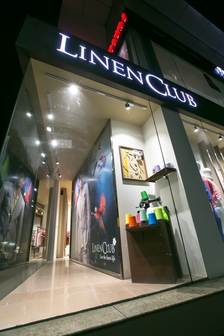 Linen Club Store By Jga And Frdc 187 Retail Design Blog