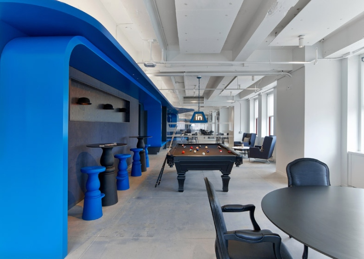 187 Linkedin Offices By Interior Architects New York City