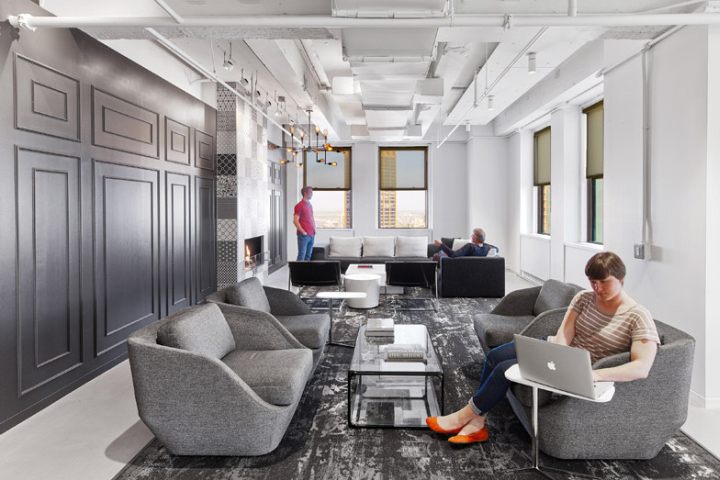 LinkedIn Offices By Interior Architects, New York City