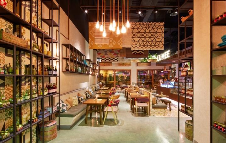 187 Lumee Restaurant Interior Amp Brand Design By I Am Manama