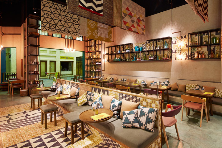 Lumee Is A New Exciting Fast Casual Grill Restaurant Designed By I AM In Close Collaboration With The Al Abraaj Group
