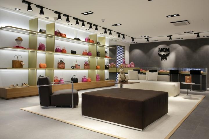 Mcm Design mcm modern creation münchen flagship store frankfurt germany