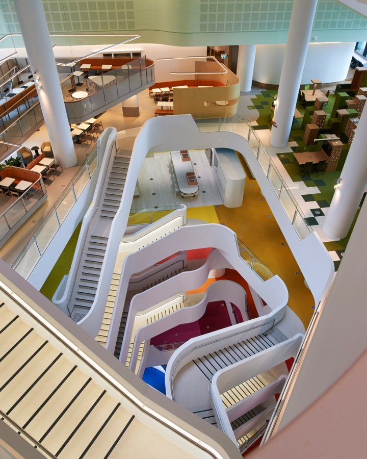 Australia S Guide To Designing Building And: Medibank Building By HASSELL, Chris Connell Design, Kerry