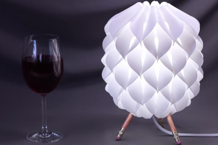Niki Table Lamp By Sander Bakker
