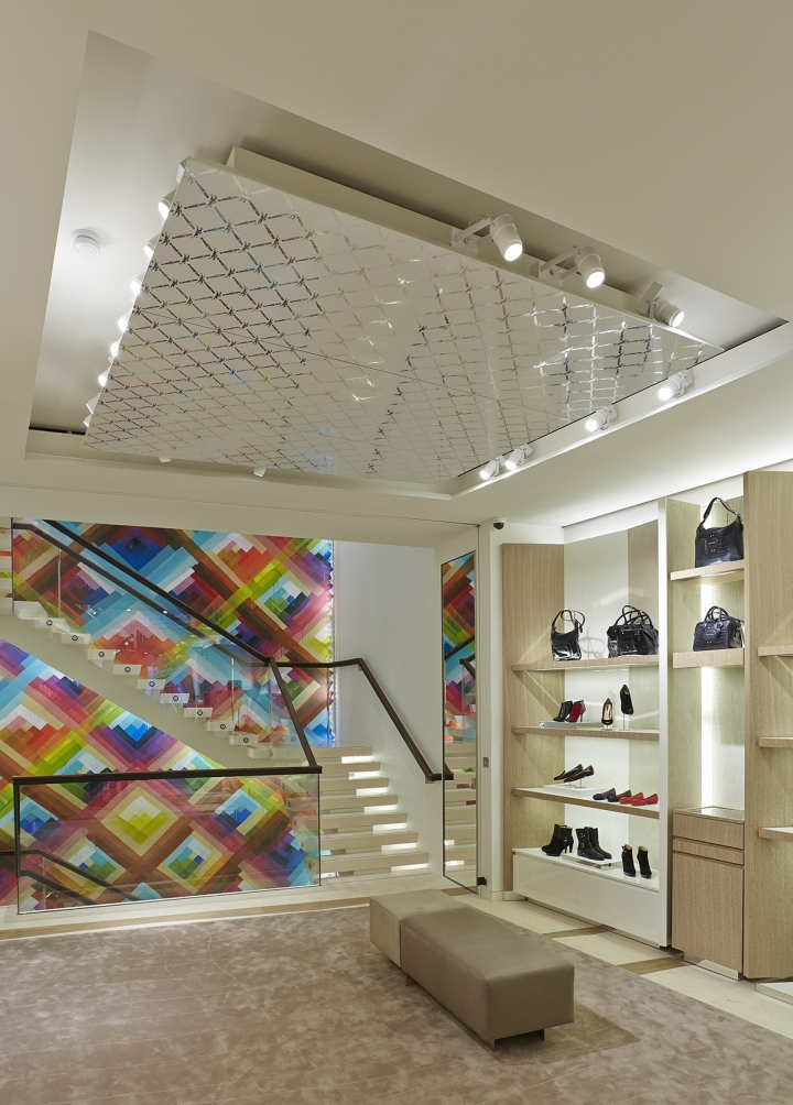 The Easy Workability Of Aluminium Allows Great Designs For All Kind Of  Applications Like Sidewalls Ceilings And Product Displays.