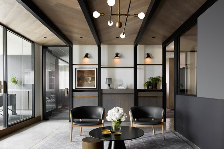 Pask Office By Mim Design Melbourne Australia