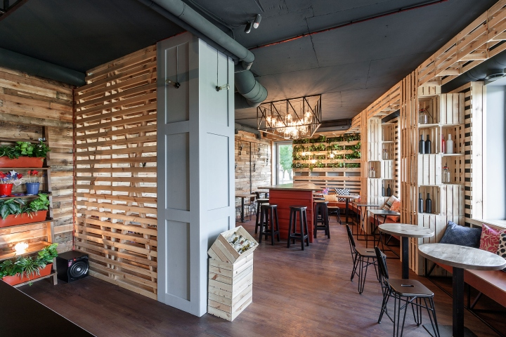 Coffee Bar 187 Retail Design Blog