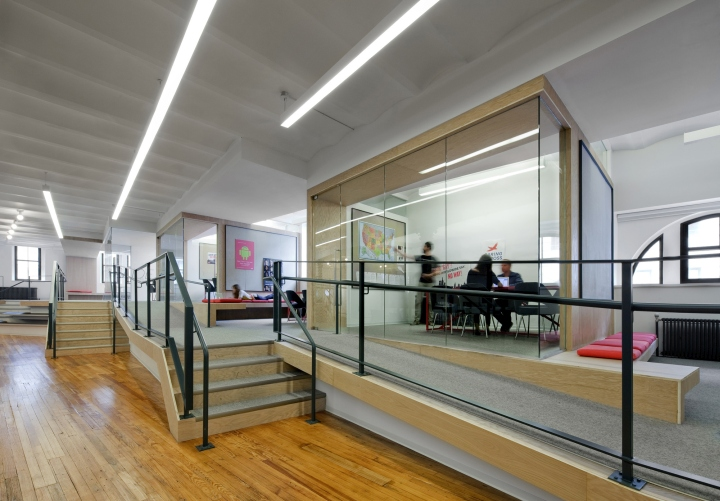 187 Purpose Creative Agency Office By A I New York City