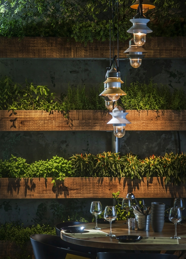 Segev Kitchen Garden Restaurant By Studio Yaron Tal Hod