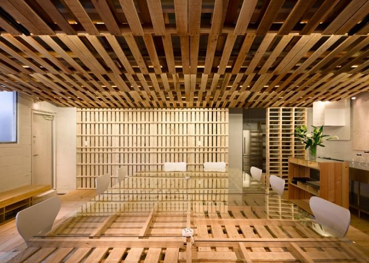 Shitomito Palette Temporay Office By Hiroki Tominaga