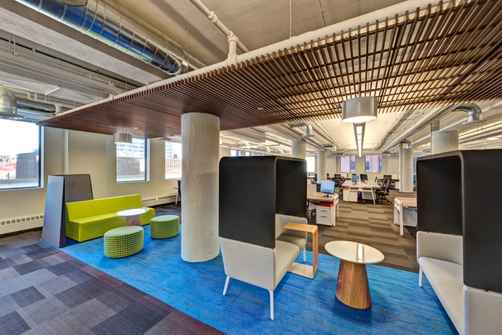 Solstice Mobile Offices By Baumann Studios Chicago
