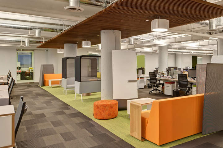 Solstice Mobile Offices By Baumann Studios Chicago Illinois