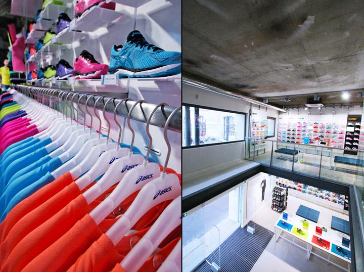 asics concept store paris