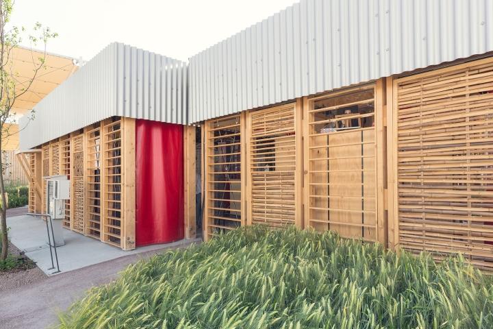 Villaggio save the children pavilion by argot ou la maison - La maison mobel ...