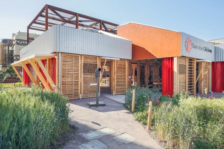 Villaggio save the children pavilion by argot ou la - La maison mobel ...
