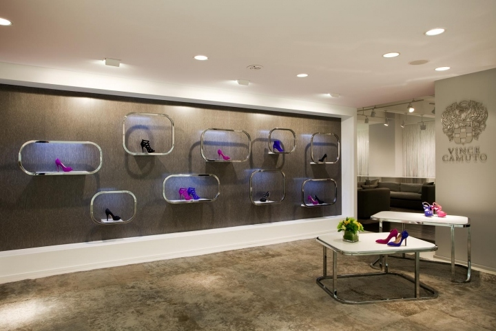 Vince Camuto Showroom By Sergio Mannino New York City
