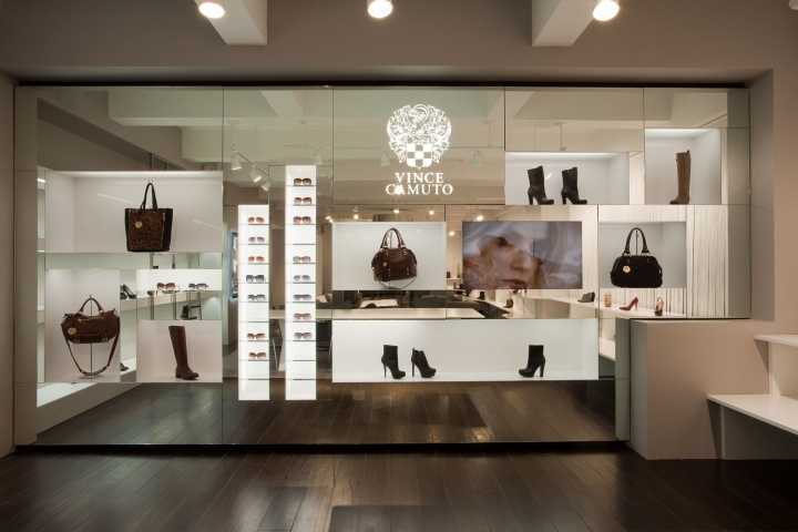 Vince Camuto Showroom By Sergio Mannino New York City Retail Design Blog