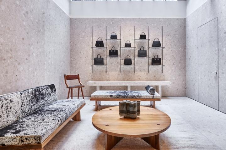 Byredo store by Ben Gorham Christian Hallerd New York City