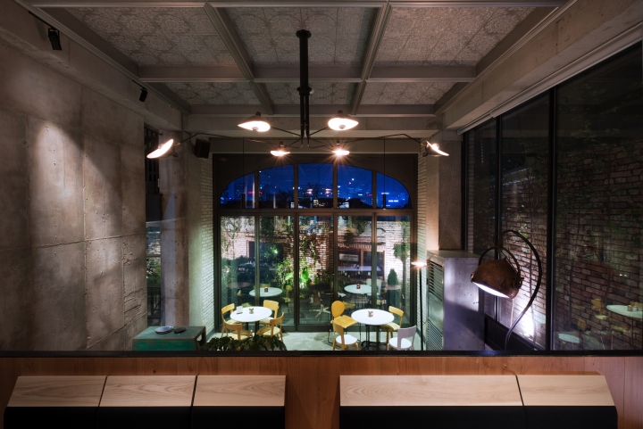 Candle 1978 hotel by studio azellier seoul south korea for Design hotel in seoul