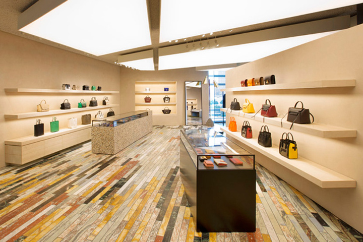 C 233 Line Store Hong Kong 187 Retail Design Blog