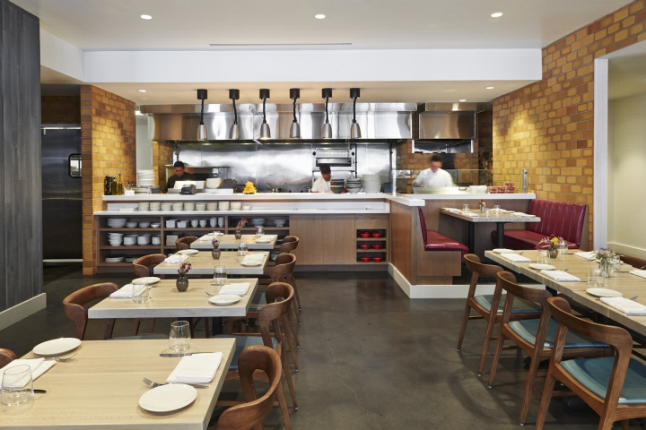 187 Centrolina Restaurant By Core Washington Dc