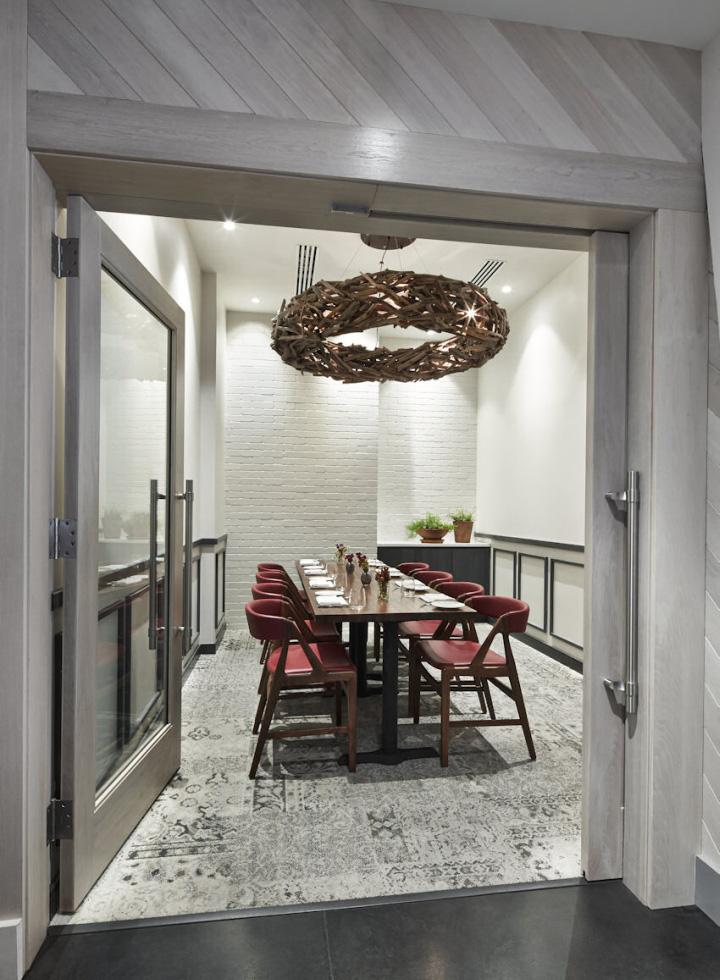Centrolina restaurant by core washington dc retail