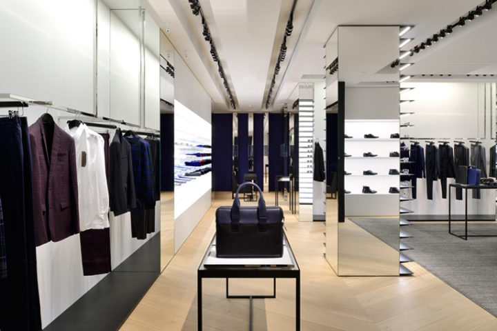 a8175a8e82d1 Indicative of the robust growth of Canada s luxury market is Dior Homme  opening a store in downtown Vancouver, in tandem with a Dior boutique for  the ...