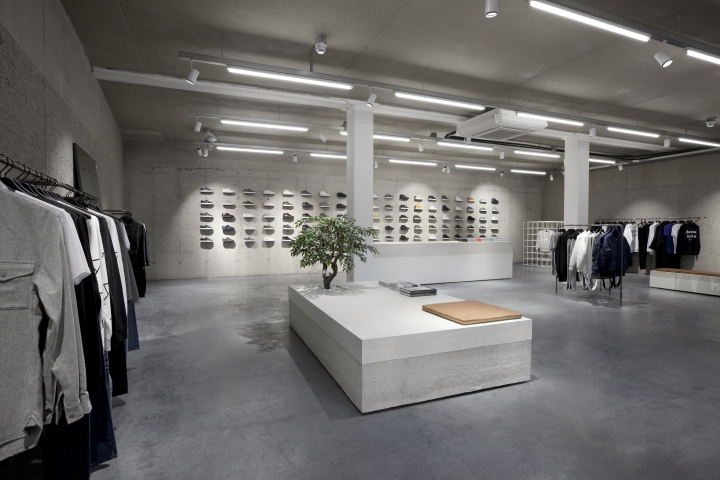 Norse projects retail design blog Interior design shops amsterdam