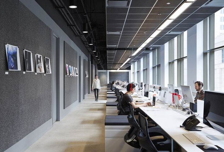 187 Havas Worldwide Offices By Gary Lee Partners Chicago
