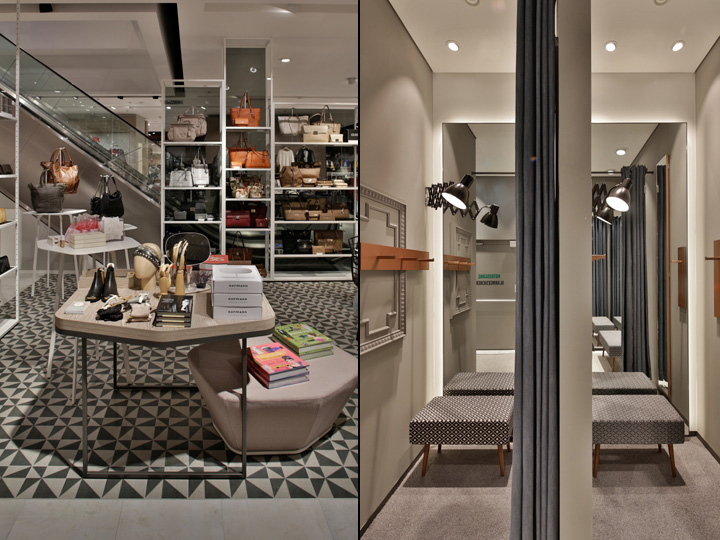 Kastner oehler store by blocher blocher partners ried for Mobylia mega store