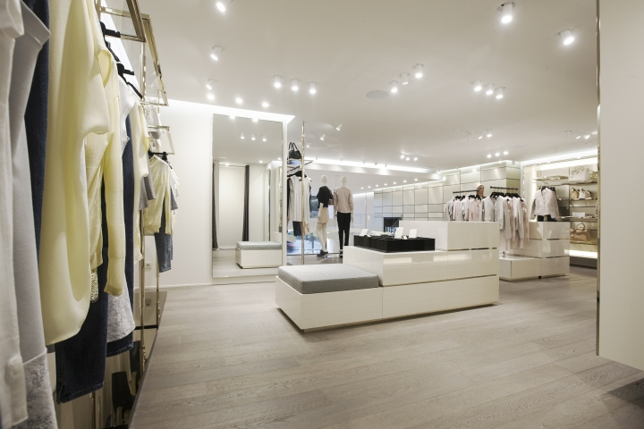187 Liu Jo Flagship Store By Christopher Goldman Ward
