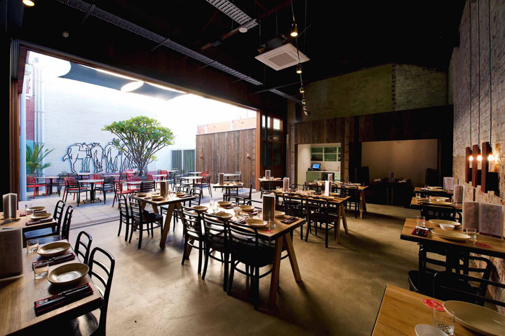 187 Lapa Restaurant By Paul Burnham Fremantle Australia