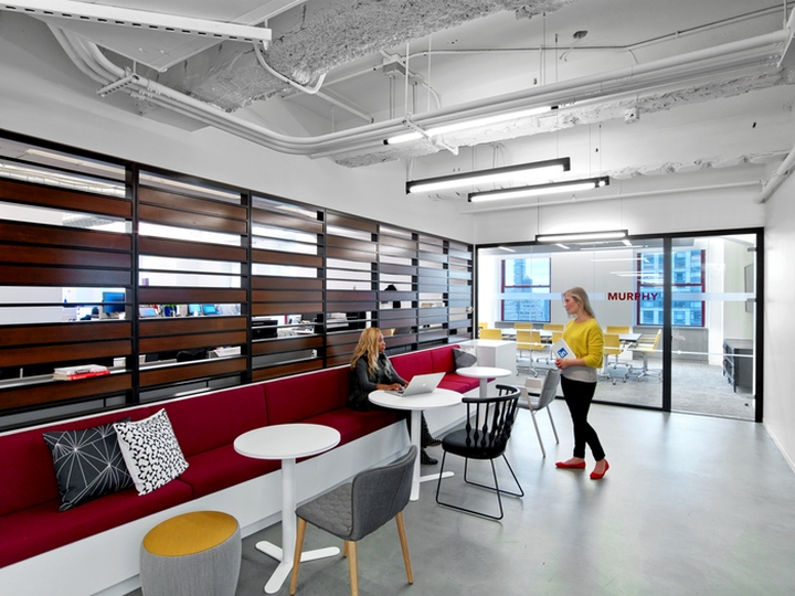 Linkedin offices by m moser associates new york city for Office interior design nyc