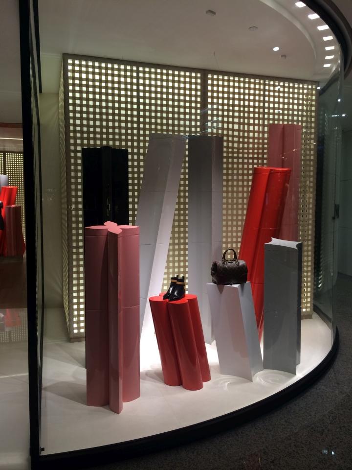 187 Louis Vuitton Monogram Windows At Times Square Hong Kong