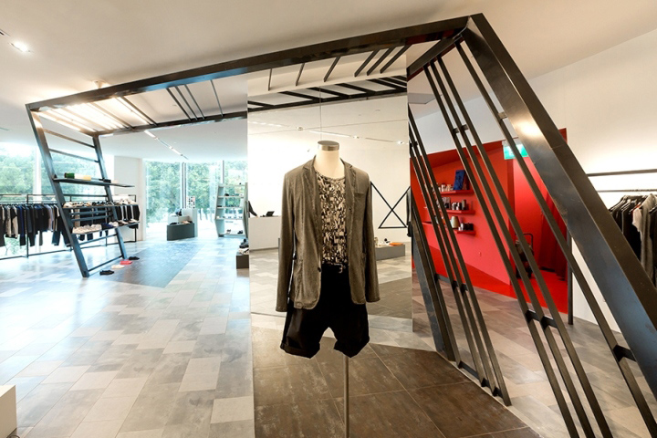 Manifesto Store By WY TO Singapore